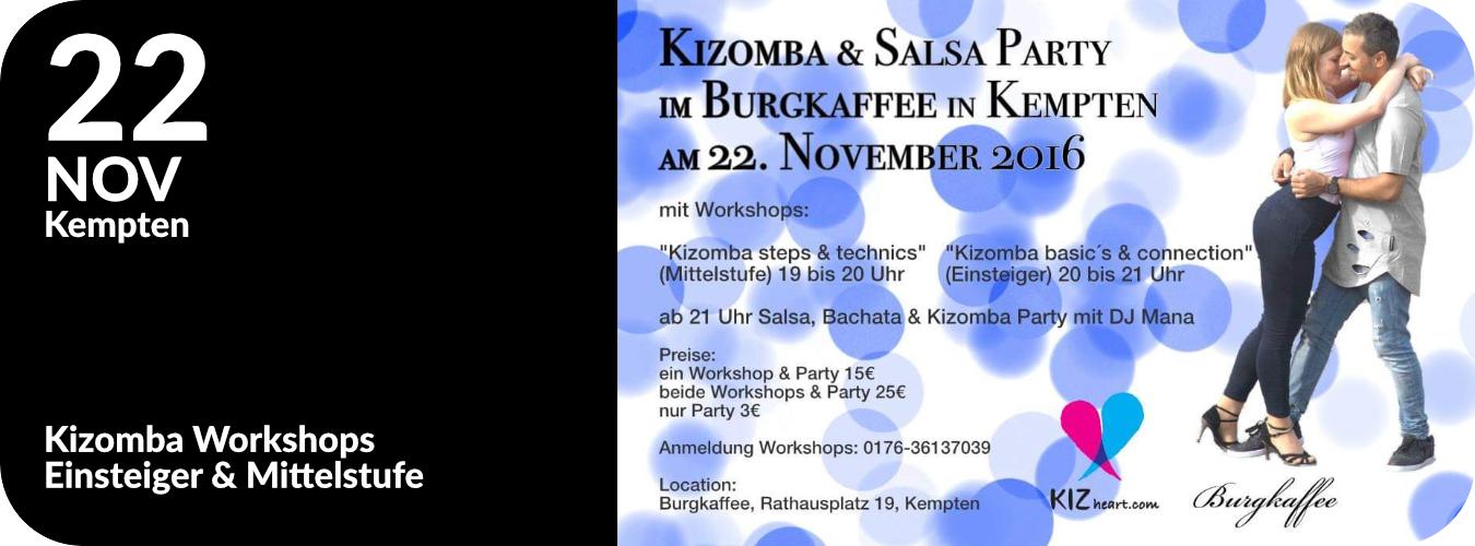 Kizomba Basics #8